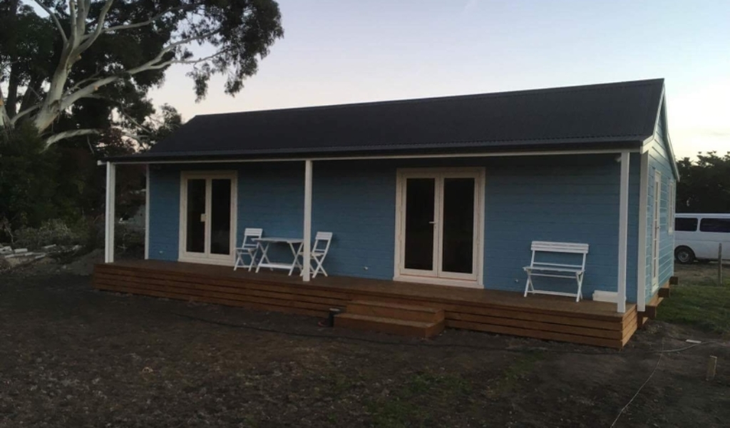 Two Bedroom Cottage Gallery - Cottage Co Christchurch