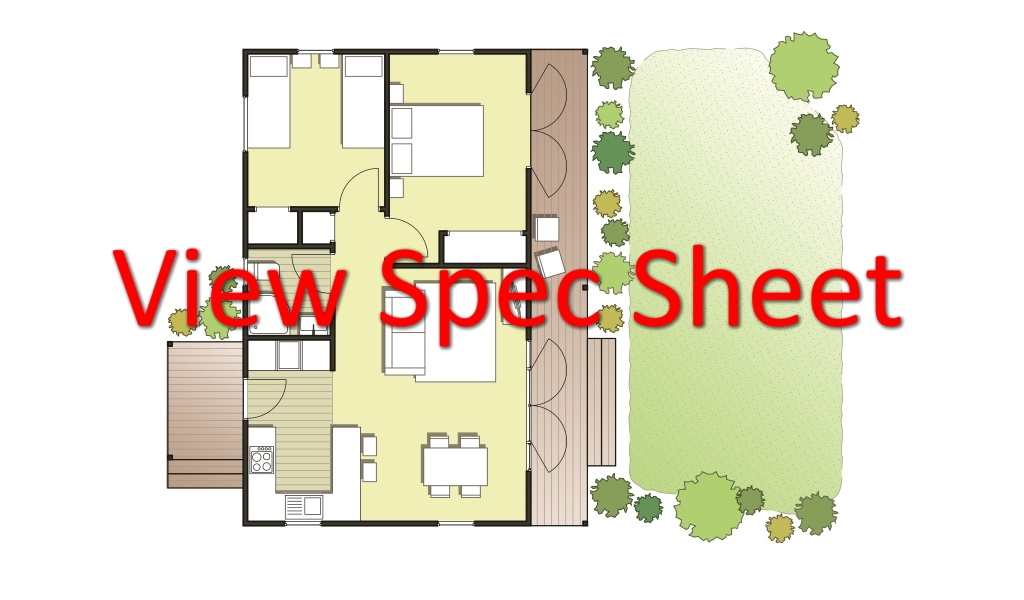 Large Two Bedroom Cottage